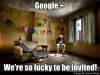 Super Fun Party on Google Plus... or maybe not