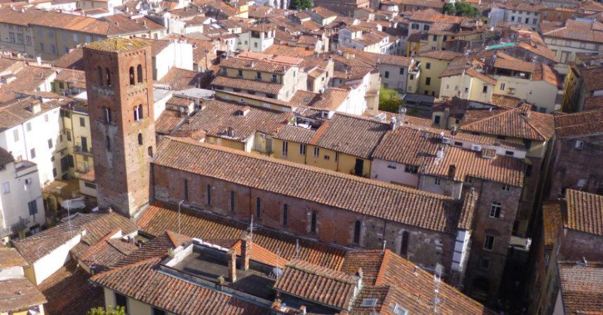 Lucca senza Comics tra panini e incontri