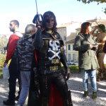 lucca comics and games 2014 cosplayer capitan harlock