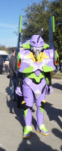 lucca comics and games 2014 cosplayer evangelion