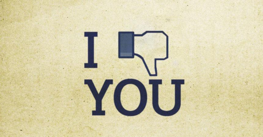 Diventi fan della mia pagina Facebook? Ma anche no