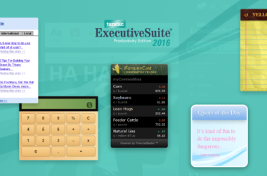 Tumblr ExecutiveSuite Productivity 2016