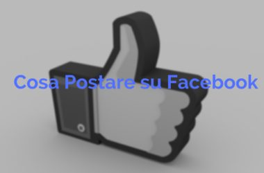 10 idee per i tuoi post su Facebook
