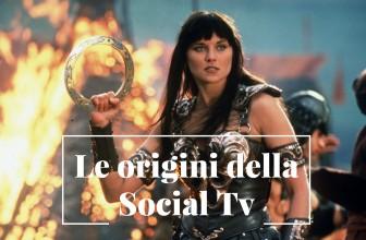 Le origini della Social TV: il caso Xena